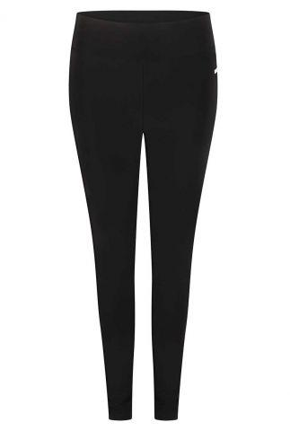 zwarte legging van travelstof 215moon
