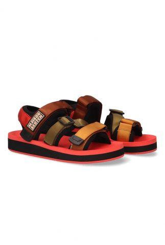 sandalen met gekleurde banden lydia 22769950