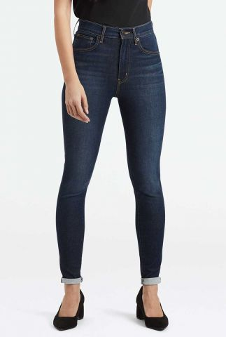 mile high super skinny jeans donkerblauw 22791-0096