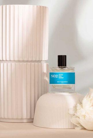 parfum met de geur van pioenroos, lotus en bamboe 30ml edp802