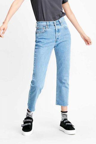 lichte 501 original cropped jeans 36200-0096