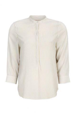 gestreepte top met 3/4 mouwen allysia shirt SR320-735