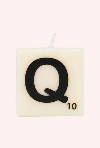 letter kaars Q 7040027