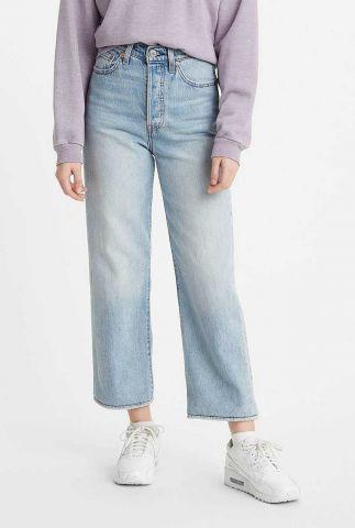 lichte denim straight jeans ribcage straight 72693-0055