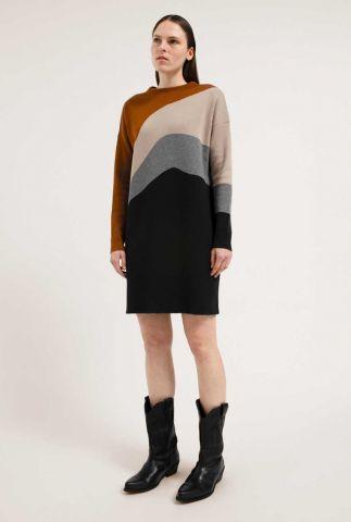 gebreide multicolor jurk haarissa landscape  30002465