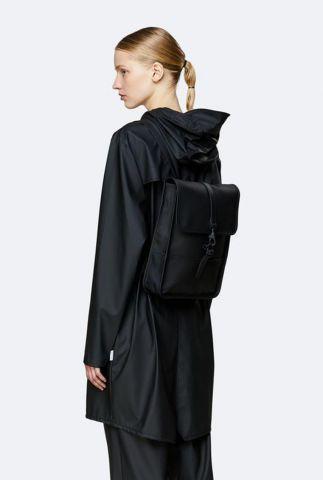 waterdichte mat zwarte rugtas backpack micro1366