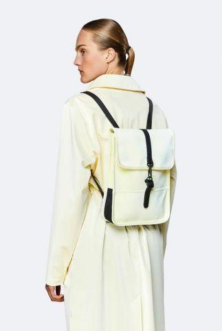 waterdichte parel kleurige rugtas backpack micro 1366