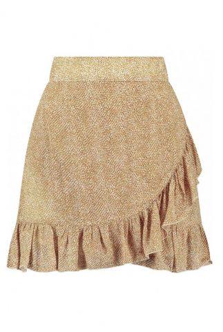 mini rok met ruffle details bailey skirt s21.36.1667