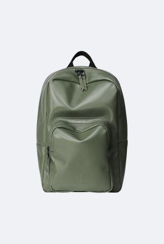 waterdichte shiny groene rugtas base bag mini 1376