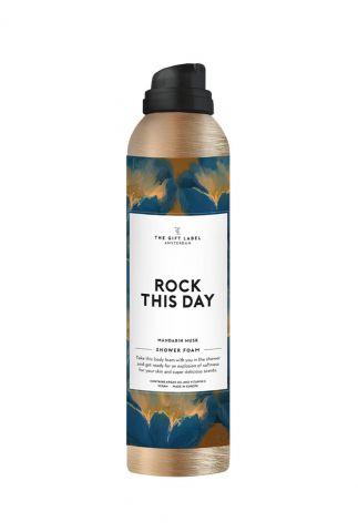 vegan douche schuim Rock This Day 1030013