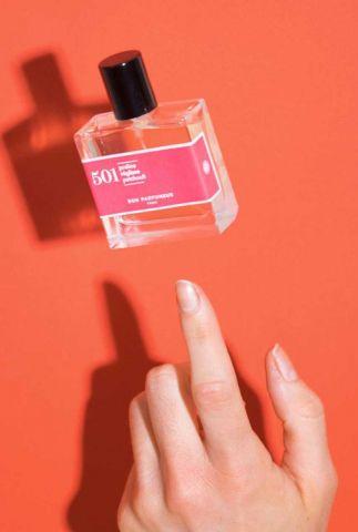 parfum 501 met extracten van praline, licorice, patchouli 30 ml edp501