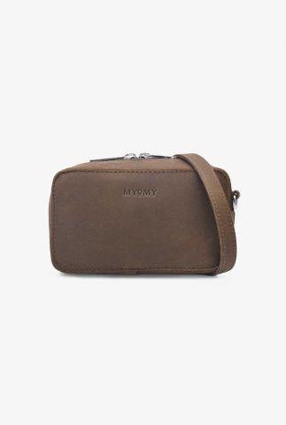 my boxy bag bruine leren tas camera 1375-0001