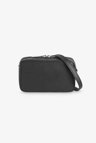 my boxy bag zwart leren tas camera 1375-1081
