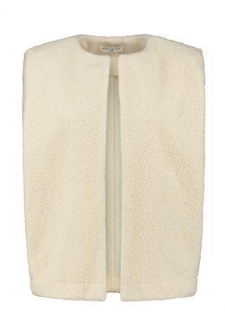 off white teddy bodywarmer nana jacket w21.161.6840