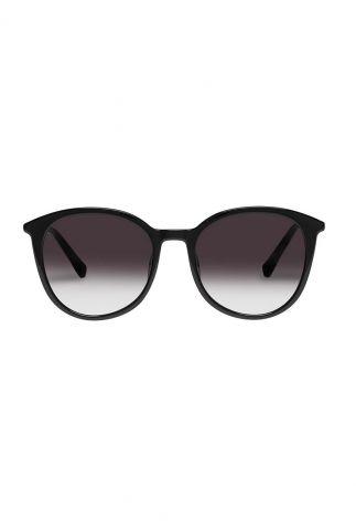 ronde zwarte zonnebril le danzing2236 lsp2002236