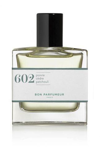 parfum 602 met extracten van peper, ceder en patchouli 30 ml edp602