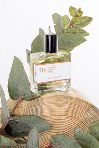 parfum 701 met eucalyptus, koriander en cypress extracten 30 ml edp701