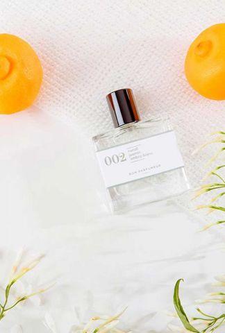 parfum 002 met de geur van neroli, jasmijn en amber 30ml edp002