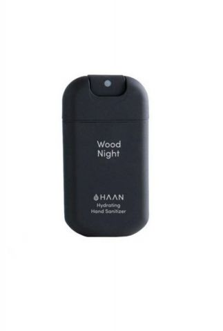 desinfecterende handspray pocket size wood night