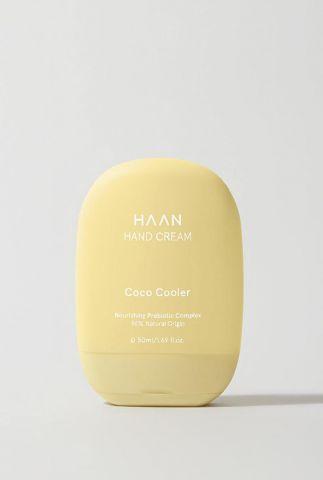 handcrème met kokos geur coco cooler pocket size 50ml