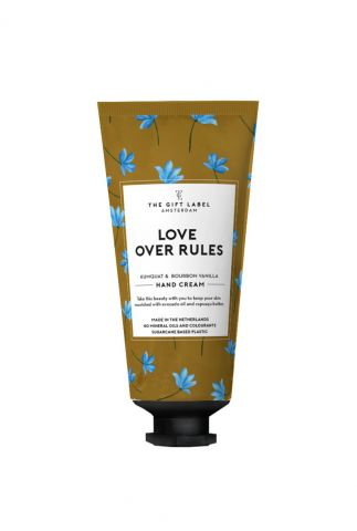 hand crème tube Love Over Rules 1212052