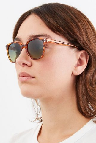 gemêleerde zonnebril renee giraffe kom-s1703