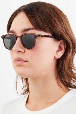 zonnebril met gevlekt montuur francis tortoise kom-s2254