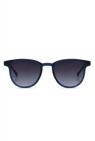 donker blauwe zonnebril francis navy kom-s2278