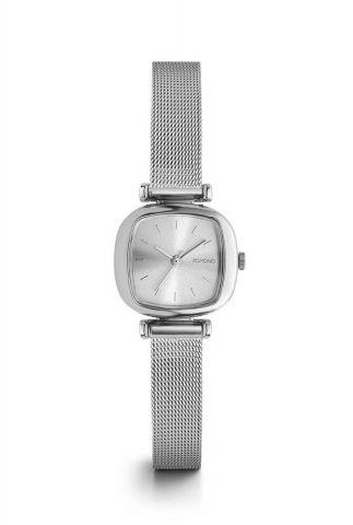 zilverkleurig horloge moneypenny royale zilver  kom-w1240