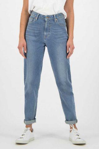 lichte mom high waist jeans nora faded blue 55-19