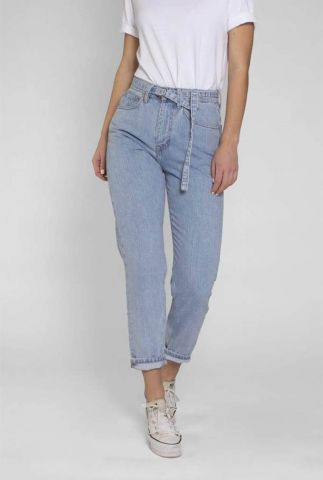 lichte high waist mom jeans nora loose tapered 21-32