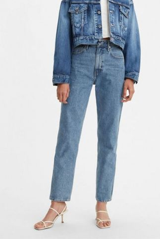 lichte high waist straight fit jeans the column 75645-0002