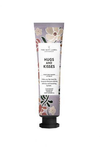 vegan lippen balsem tube Hugs And Kisses 1017029