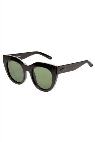 zwarte cat eye zonnebril airheart2175 lsp1602175