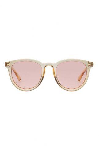 beige zonnebril met roze glazen fire starter 2044 lsp1902044