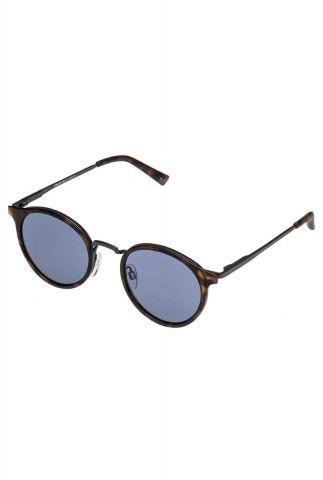 bruin gemêleerde ronde zonnebril tornado2122 lsp1902122