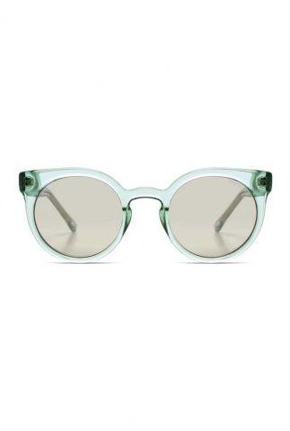 lichtblauwe zonnebril lulu aqua kom-s2043