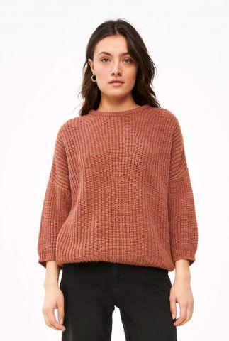 oversized gebreide trui met alpacawol milou susi pullover