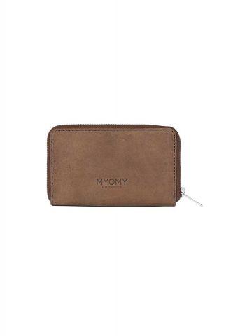 leren portemonnee my carry bag hunter original 801110001