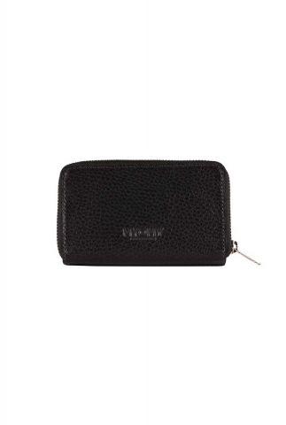 leren portemonnee my carry bag rambler black 801110631