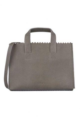 my paper bag grijze mini handtas cross-body 10761381