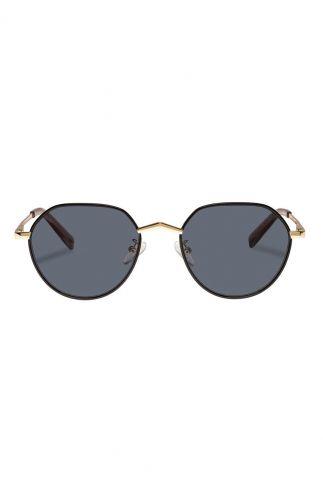 zwart met gouden zonnebril newfangle2287 lsp2002287