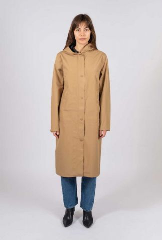 lichtgewicht trenchcoat regenjas not so long tube nslt-ip-779