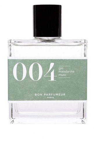 parfum 004 met extracten van gin, mandarine, musk 30ml edp004
