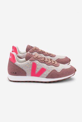 gemêleerde roze sneakers sdu flannel cloudy rr-41989