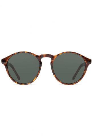 bruin gemêleerde zonnebril devon tortoise kom-s3202