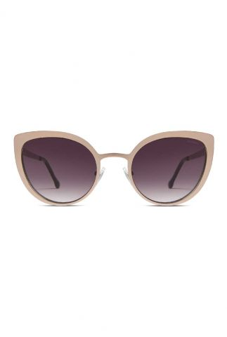 vlinder model zonnebril logan rose gold matte kom-s3902