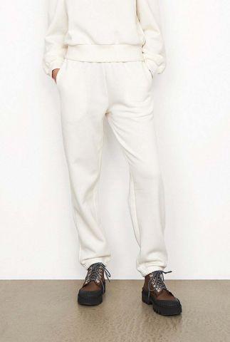 off-white katoenmix joggingbroek carmella sweat pants