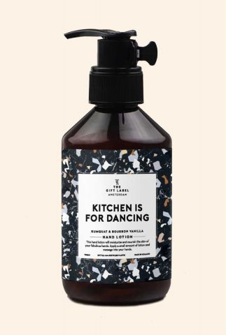 hand crème 250ml kitchen is for dancing 1012056