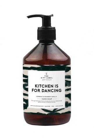 handzeep 500ml kitchen is for dancing 1011386